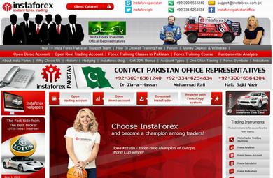 Instaforex.Com.pk - Forex Trading