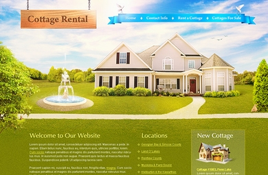 Cottages Rental