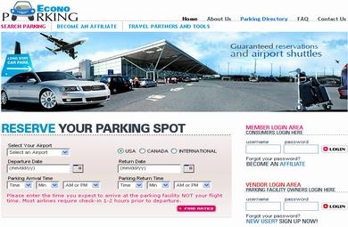 Econo Parking Site