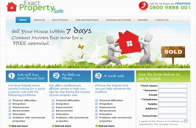 Exact Property Sale Site