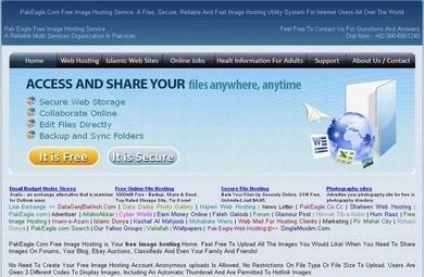 Free Image hosting Service By PakEagle.Com