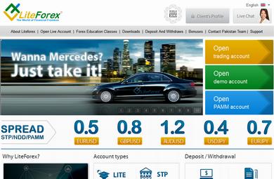 LiteForex.Com.Pk