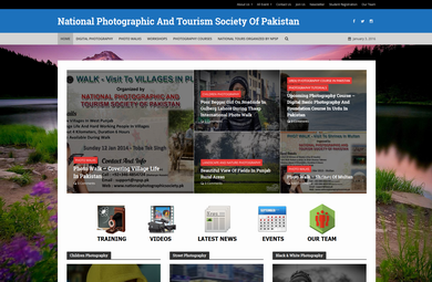 National Photographic And Tourism Society Of Pakistan