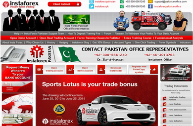 Instaforex In Pakistan Office