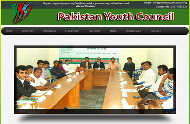 PakistanYouthCouncil.org