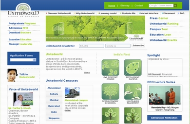 United World Site