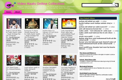 Biggest Video Naats Collection Online